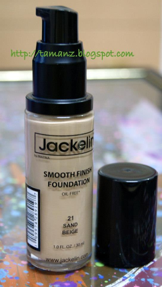 Jackelin Smooth Finish Foundation