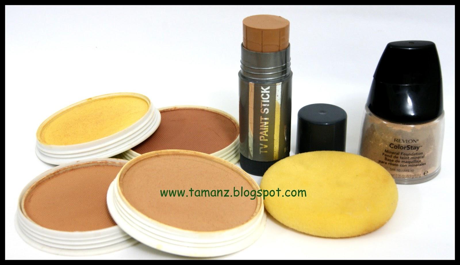 How to do Makeup With Pancake