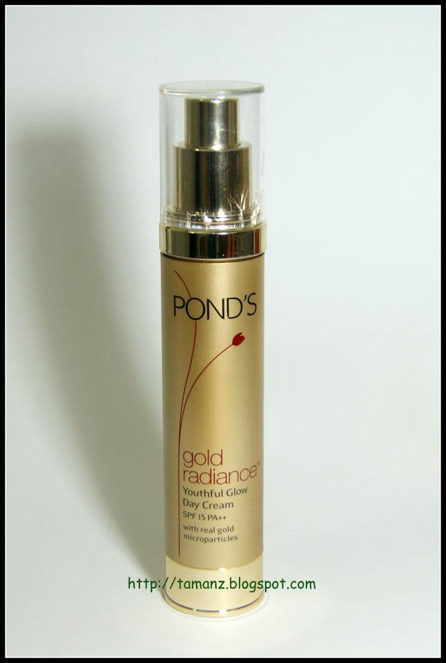 Ponds Gold Radiance Youthful Glow Day Cream | Works Gold on Skin or Not?