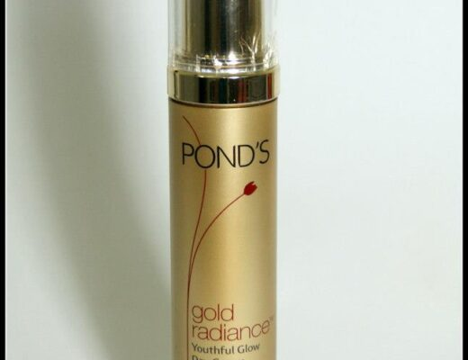 Ponds Gold Radiance Youthful Glow Day Cream   Works Gold on Skin or Not?