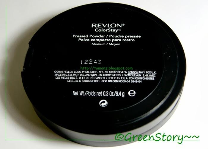 revlon powder 3