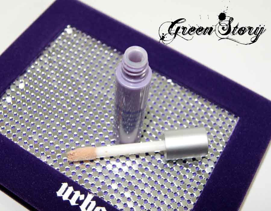Urban Decay Deluxe Eyeshadow Box