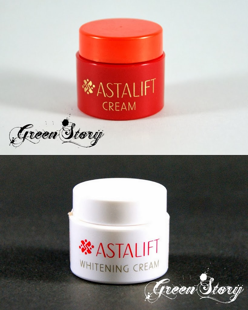 astalift whitening cream