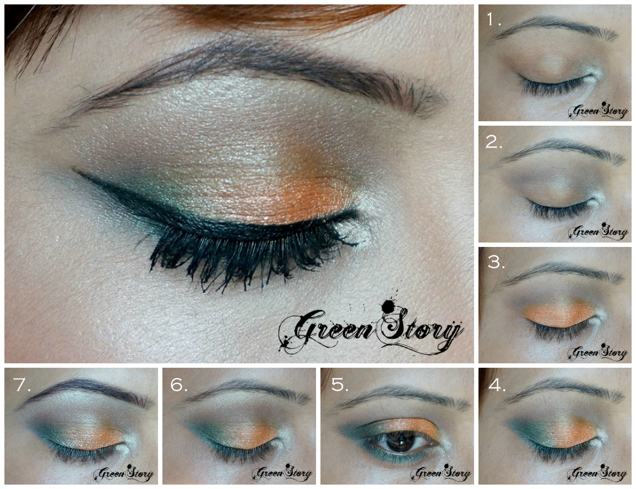 Falgun makeup