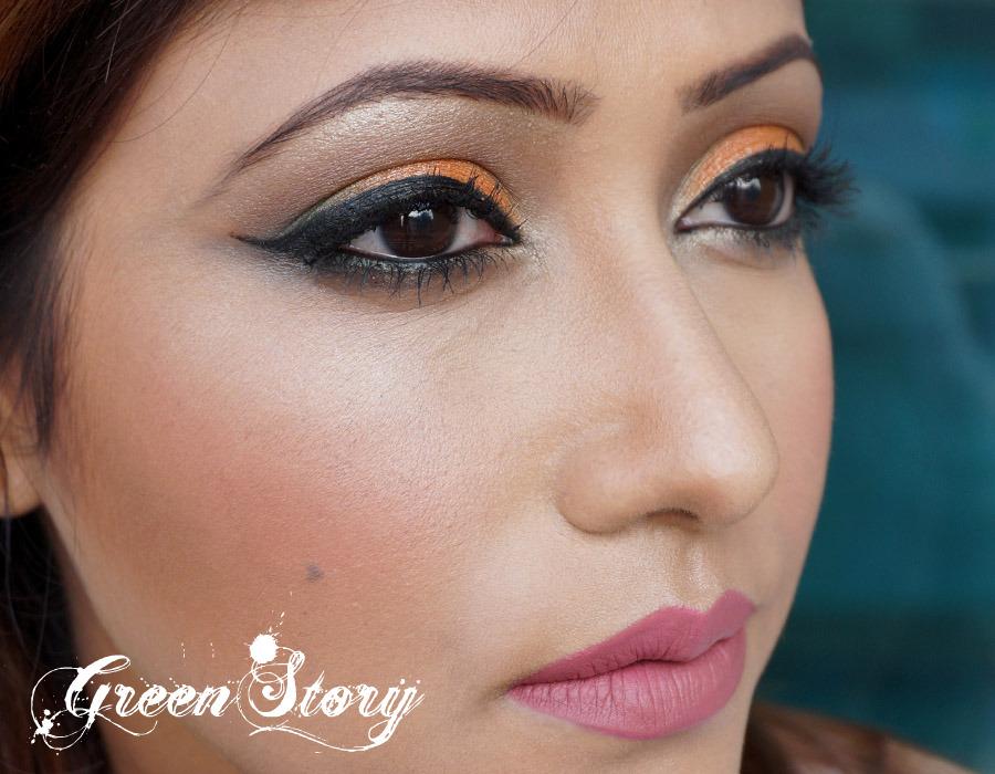 Falgun Makeup