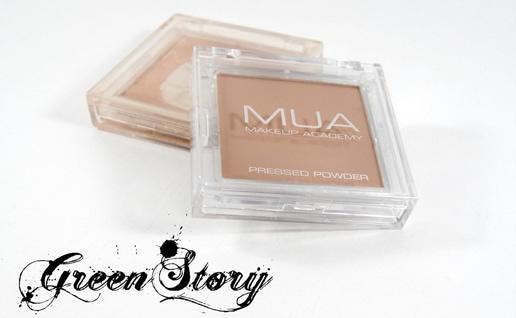 MUA Pressed Powder