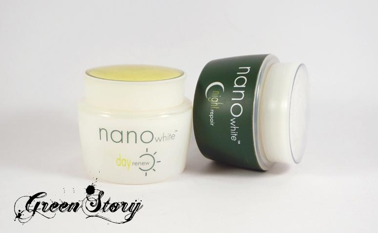 Nano White Day Renew & Night Repair Cream | Review