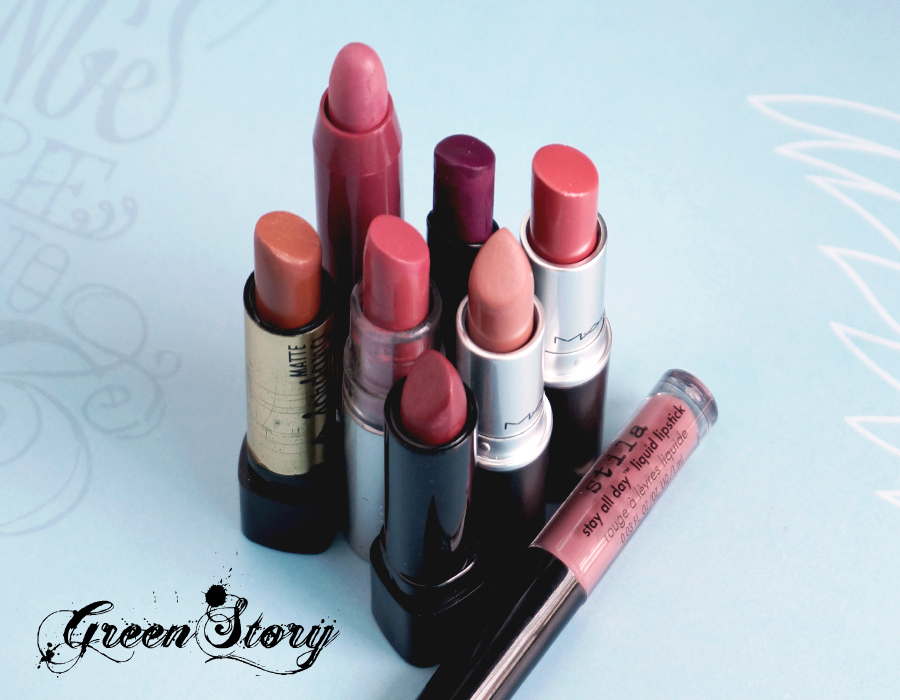 Lip color for summer