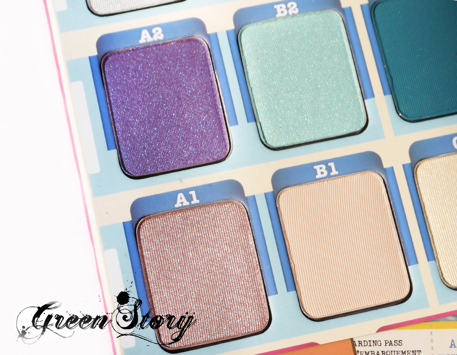 The Balm Voyage Makeup Palette