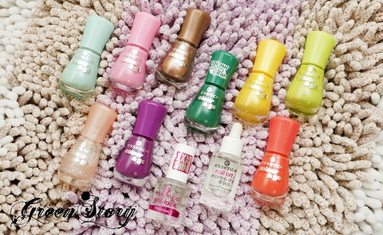 essence nailpolish