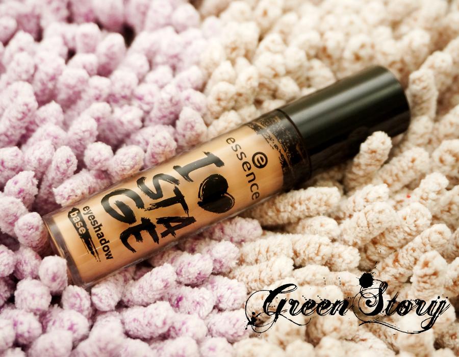 Essence Cosmetics I Heart Stage Eyeshadow Base