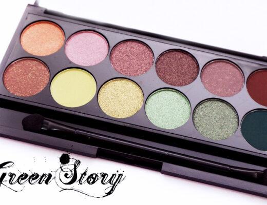 Sleek Makeup Garden Of Eden Eyeshadow Palette