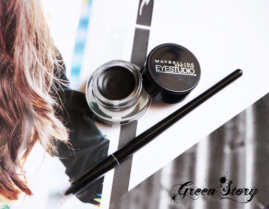 Maybelline Eyestudio Lasting Drama Gel Eye Liner