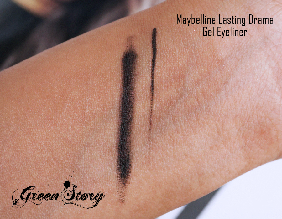 Maybelline Eyestudio Lasting Drama Gel Eye Liner