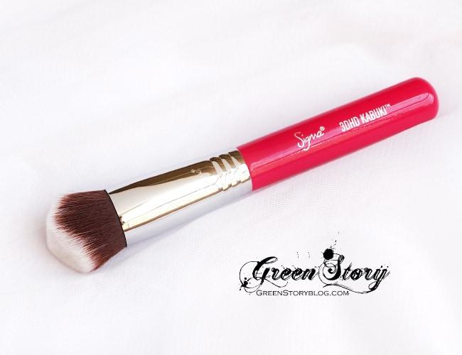 Sigma 3DHD Kabuki Brush