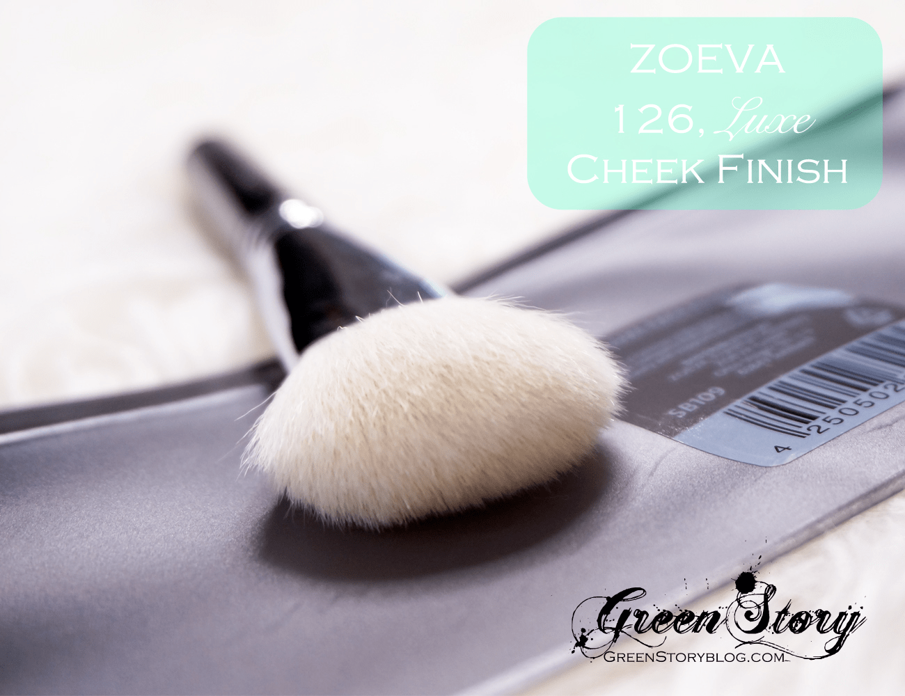 ZoevaCosmetics Face Brushes 126 Luxe Cheek Finish