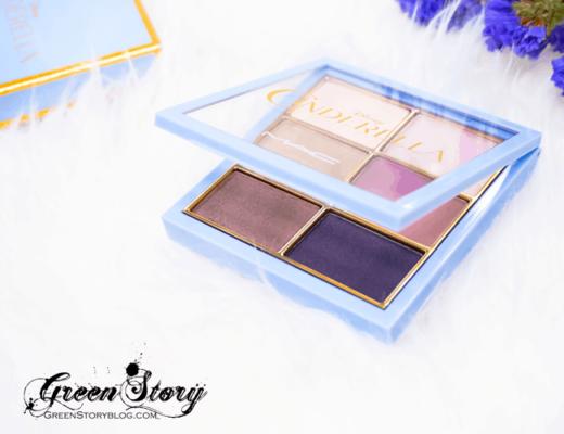 MAC Cinderella Stroke Of Midnight Eyeshadow Palette