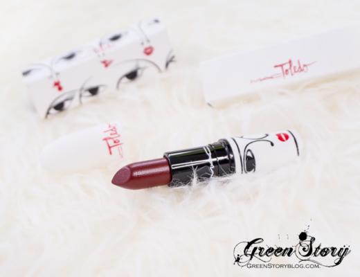 MACxToledo Lipstick Sin
