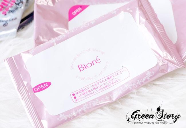 Biore Makeup Remover Wipes