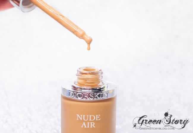 DiorSkin Nude Air Ultra Fluid Serum Foundation