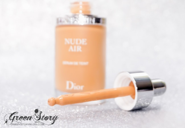 Dior Nude Air Ultra Fluid Serum Foundation