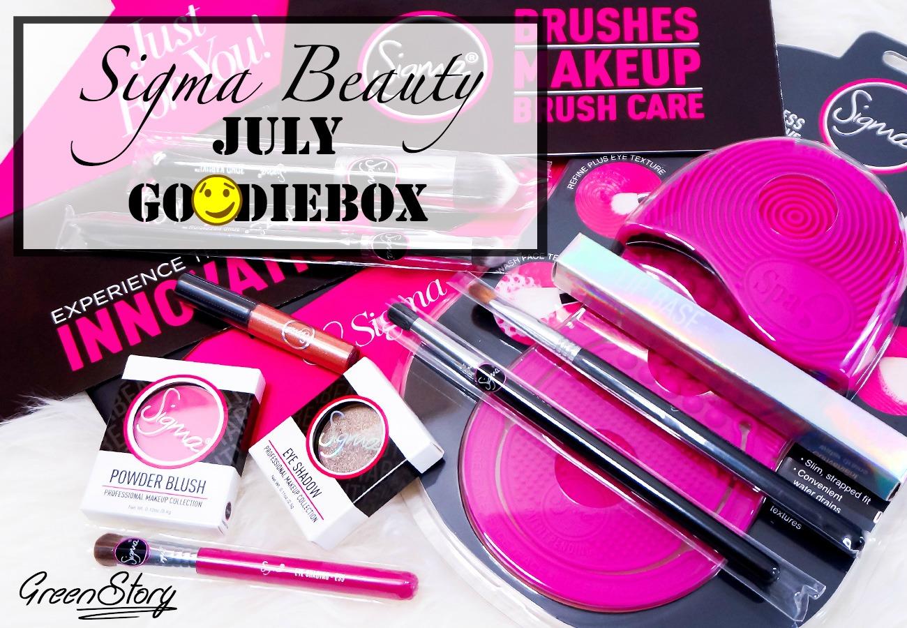 Sigma Beauty Haul July'15