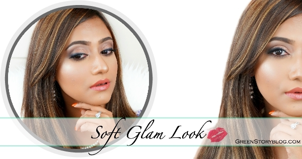 ... Full Face Makeup Tutorial. glam look. Hello beautiful, I'm sure you've been doing fantastic. Today I have a soft glam look to share with you all.