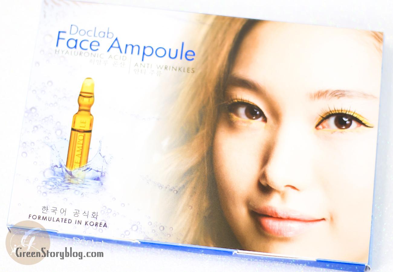 DocLab Face Ampoule