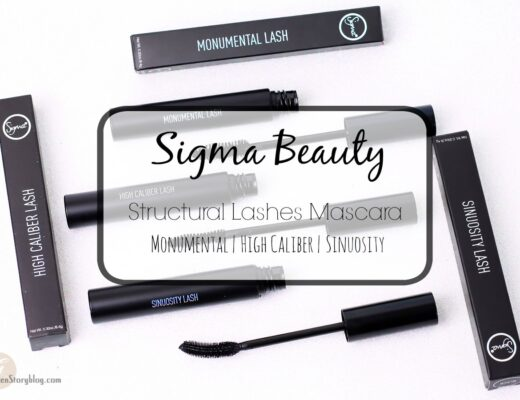 sigma structural lashes mascara