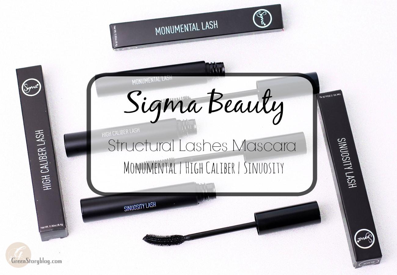 sigma structural lashes mascara
