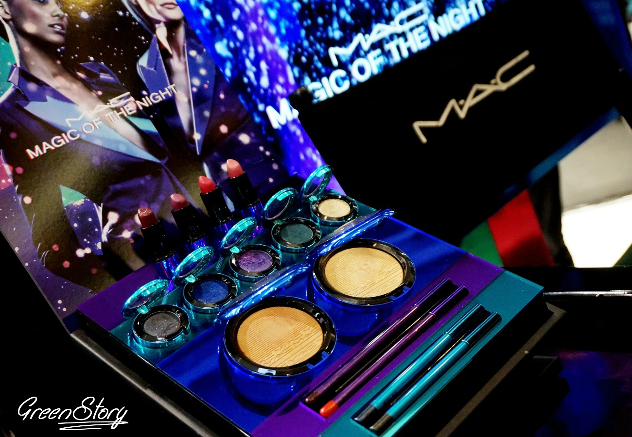 MAC Magic Of The Night Collection