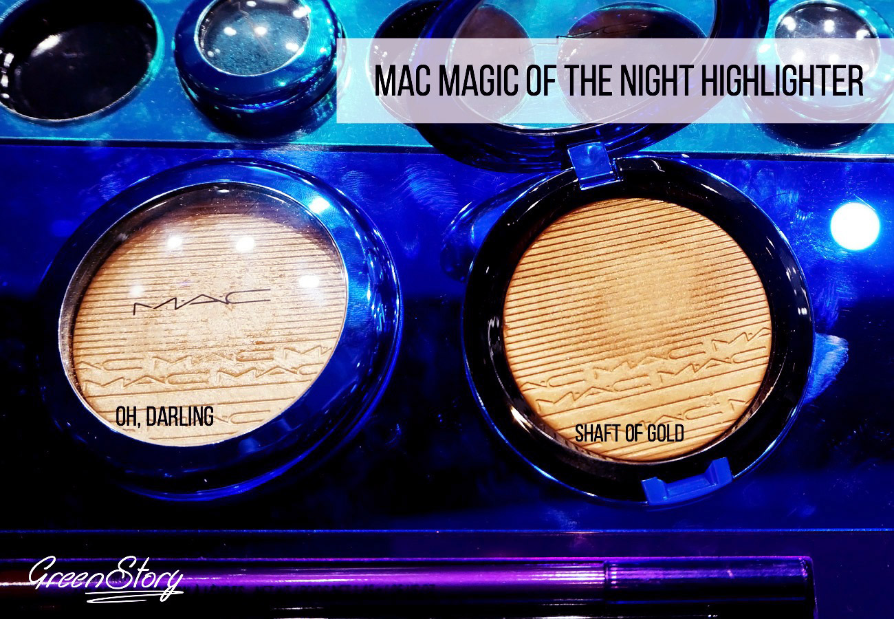 MAC Magic Of The Night Highlighter