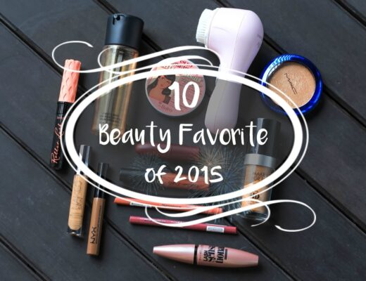 10 Beauty Favourites