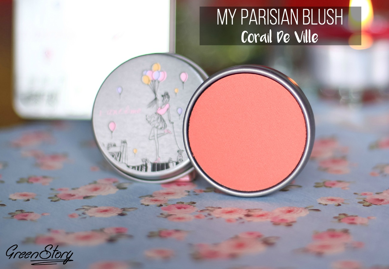 Lancome My Parisian Blush