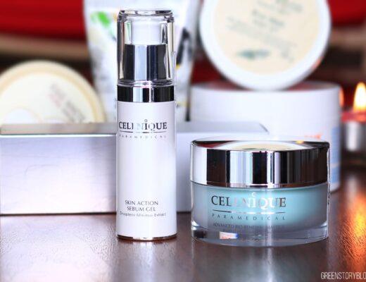 Cellnique skincare | Bio renewal masque and blackheads serum
