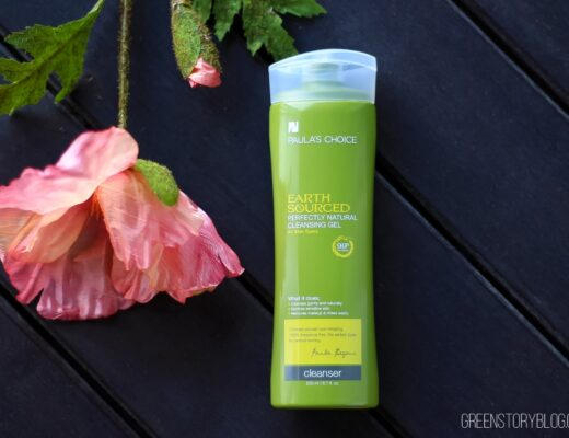 Paulas Choice Earth Sourced Cleansing Gel