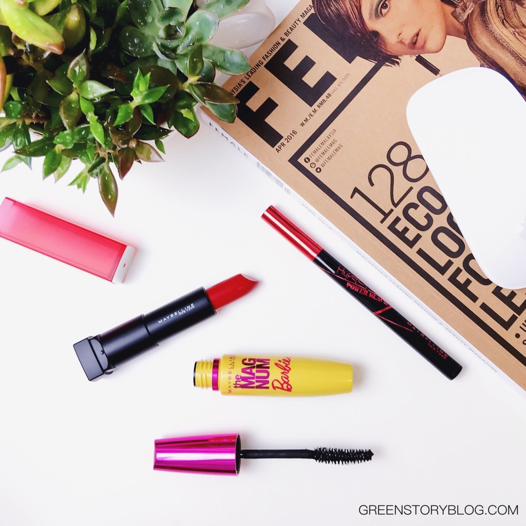 Maybelline NewYork 'Make It Happen' kit