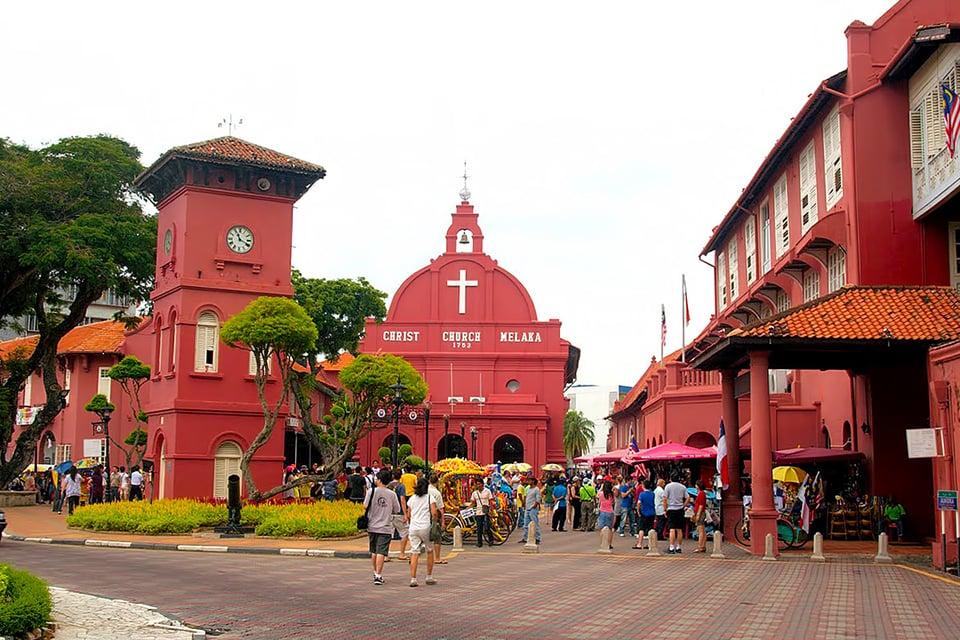 Christ Chruch Melaka