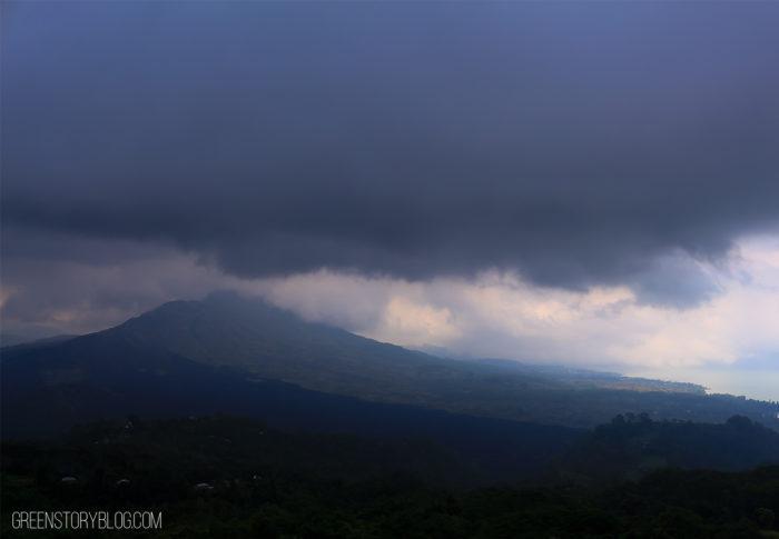 Mount Batur Volcano