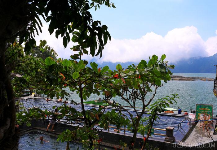 Natural Hot Spring, Bali