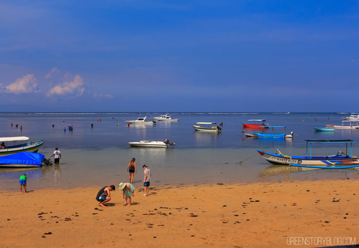 Sanur Fishing Bay