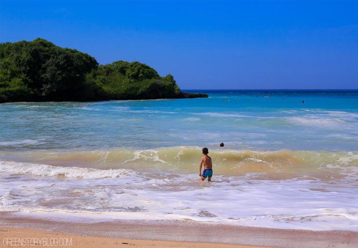 Water Blow Beach