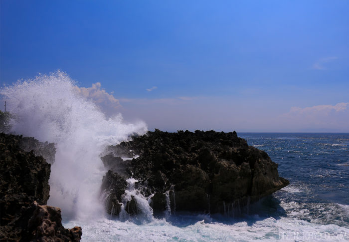 Water Blow, Nusa Dua