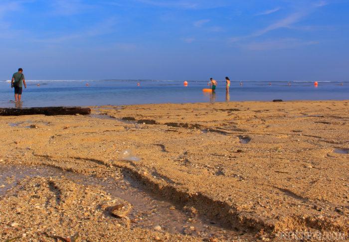 Geger Beach, Bali
