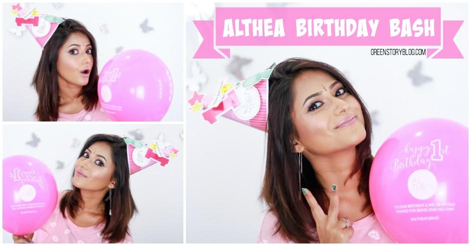 Althea Birthday Bash