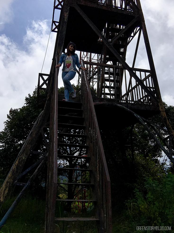 Watch Tower of Mount Gunung Brinchang - Cameron Highland