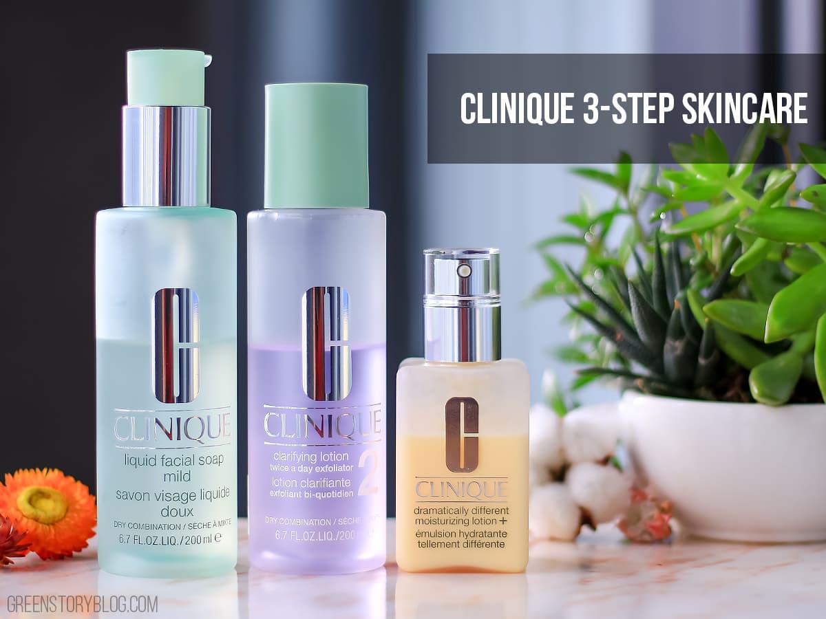 Clinique-3-step-Skincare-System