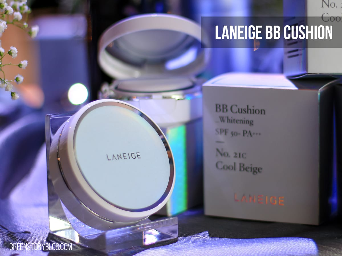 Laneige BB Cushion | 3rd Generation