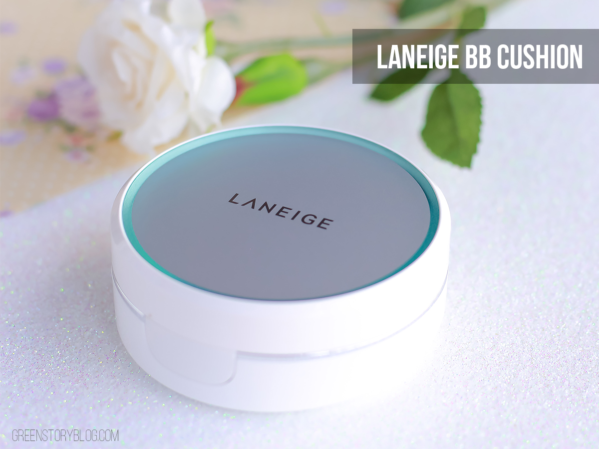 Laneige BB Cushion - Pore Control