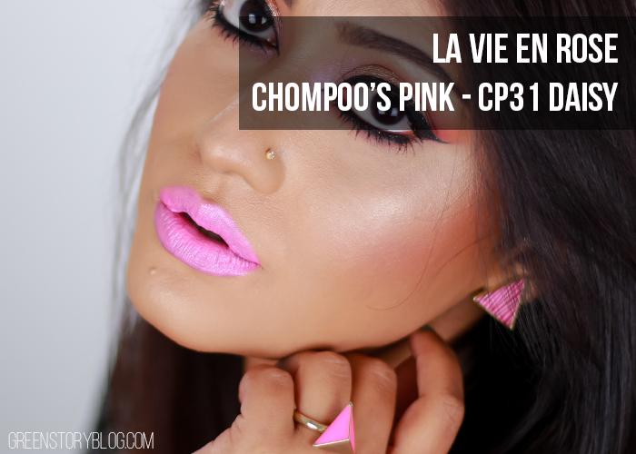 Loreal Paris La Vie En Rose Lipstick Swatch